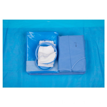 Disposable Urology surgical TUR drape pack
